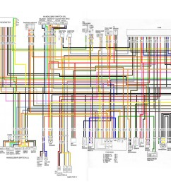motorcycle wiring diagrams evan fell motorcycle works mercedes benz truck wiring diagram mercedes benz truck wiring [ 2154 x 1318 Pixel ]