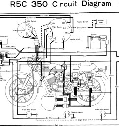 yamaha rd350 r5c wiring diagram evan fell motorcycle works yamaha moto 4 color code wire diagram 350 yamaha rd 350 wiring diagram [ 1544 x 1113 Pixel ]