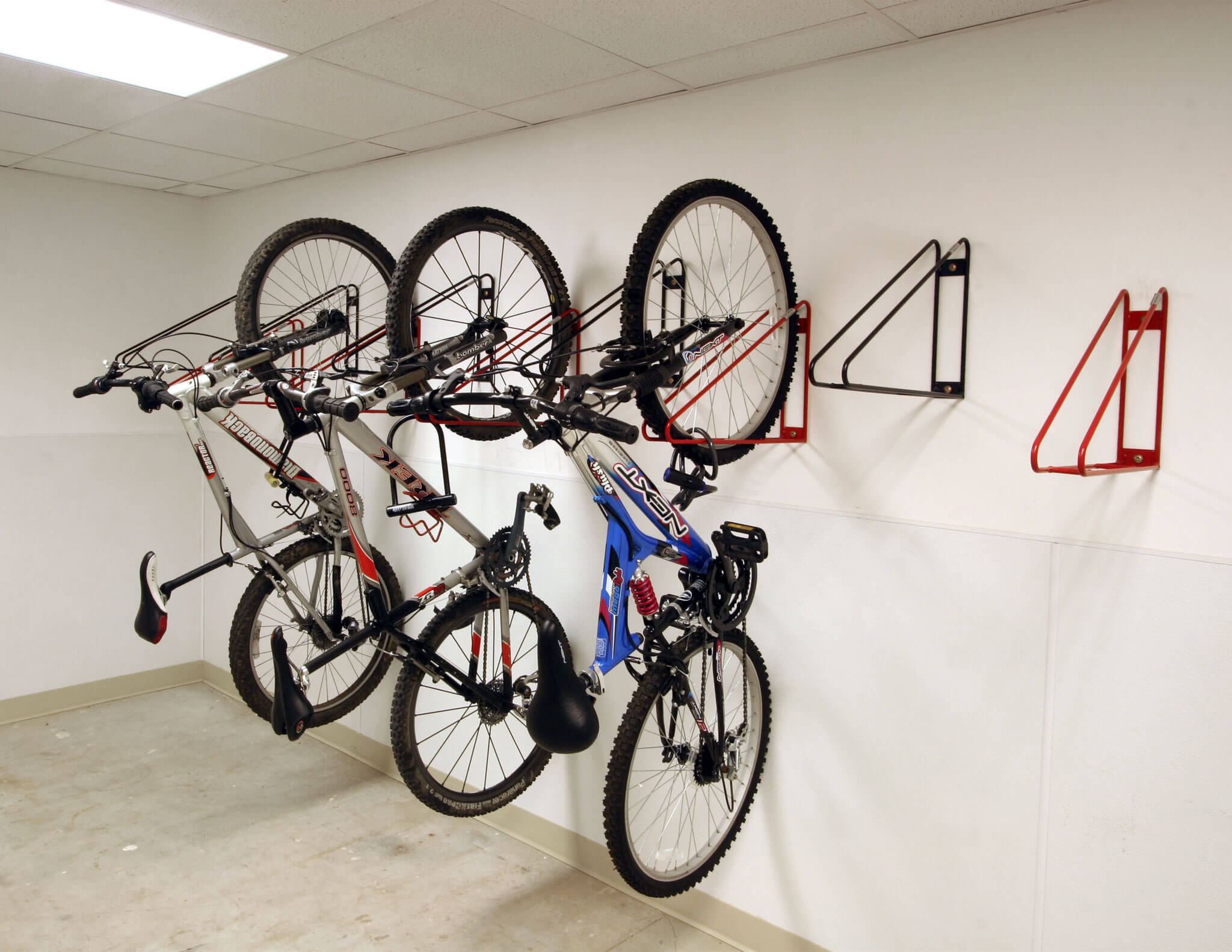 Bike Wall Rack