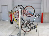 Bike Wall Rack