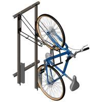 WallRack Frame | CycleSafe