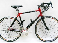 MONTAGE CAMPAGNOLO CENTAUR triple, fourche monocoque carbone, roues 650 C