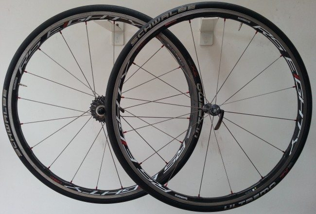 Shimano RS80 Wheels