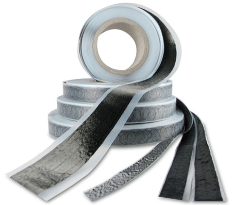 TeXtreme carbon tapes
