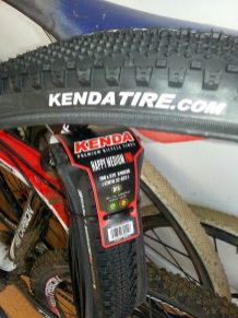We like these tyres...
