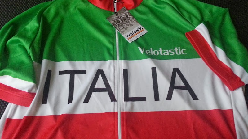 Velotastic Christmas Retro Jerseys