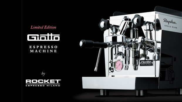 Rapha Rocket Espresso Machine