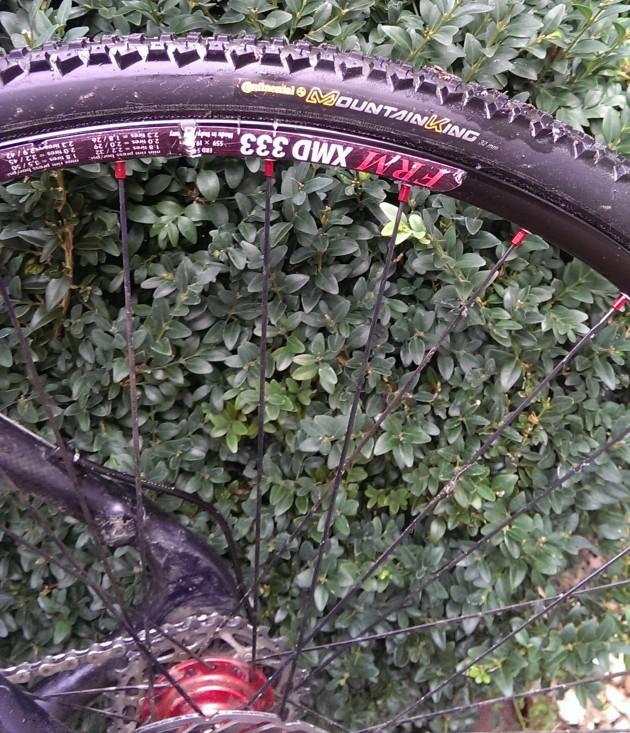 Continental Mountain King Cyclocross