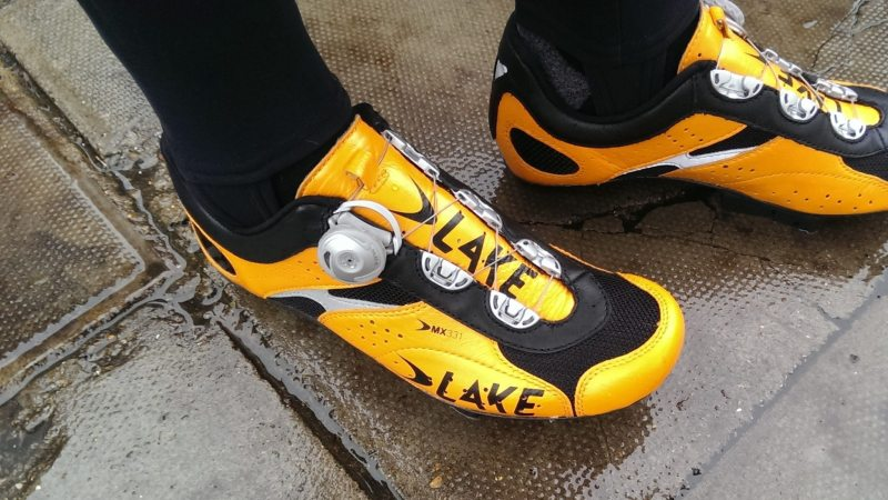 Lake MX331 Cross Shoe Review