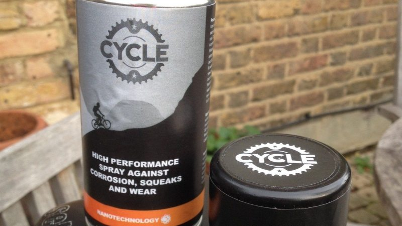 Nanoprotech Cycle Lubricant