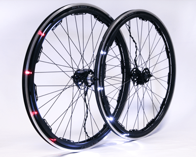 Revolights City Wheels