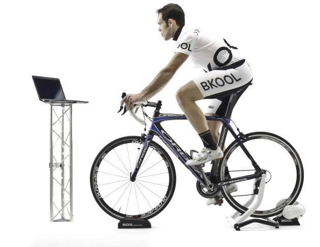 The ideal vision of turbo training...