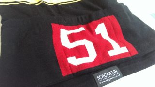 Red 51 - worn by more winners than any other apparently