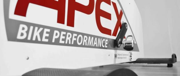 Apex also acts as a virtual trainer