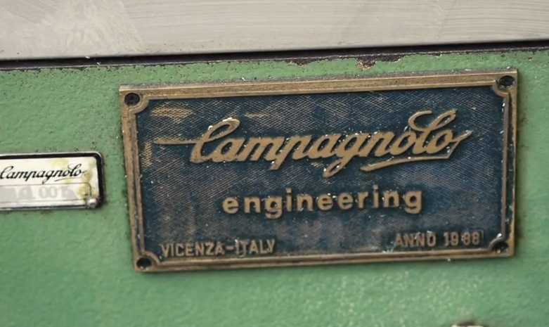 How A Campagnolo Chain Is Made