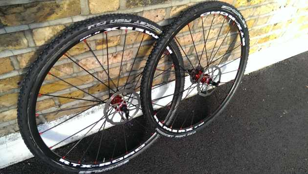 Remerx RTX is a good looking wheelset