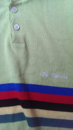DeMarchi Tradition Campione Polo shirt
