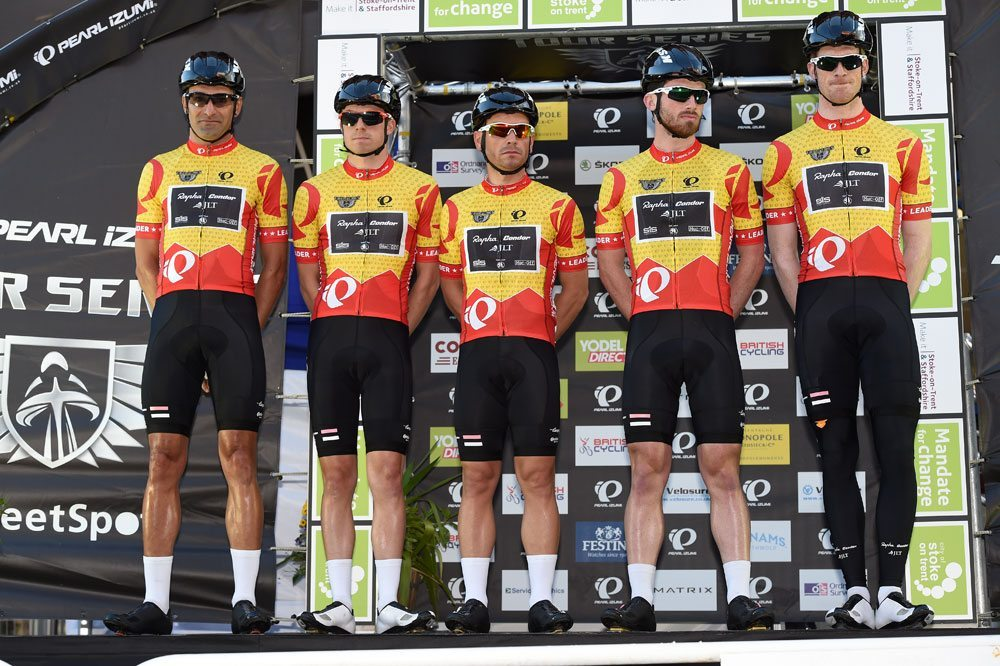 Rapha Condor JLT Tour Series 2014
