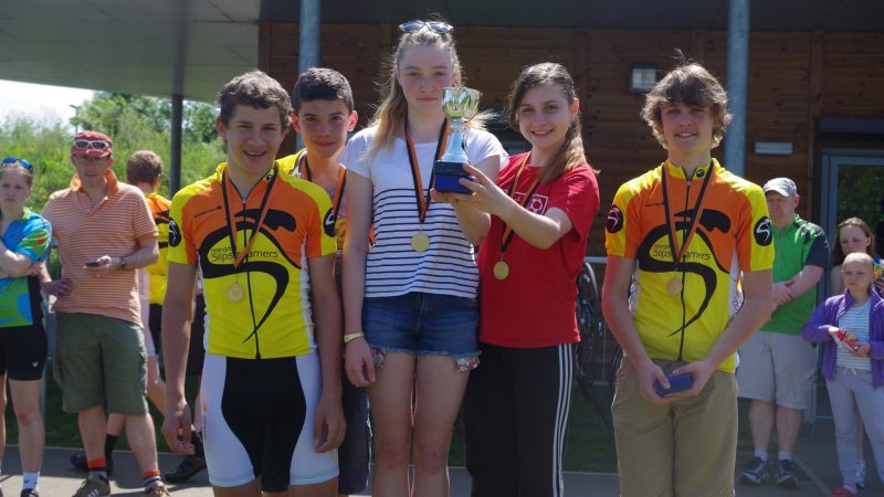 Resurgence in Youth Time Trials