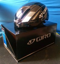 Air Attack came in a big box but there was no protective bag as with previous Giro helmets