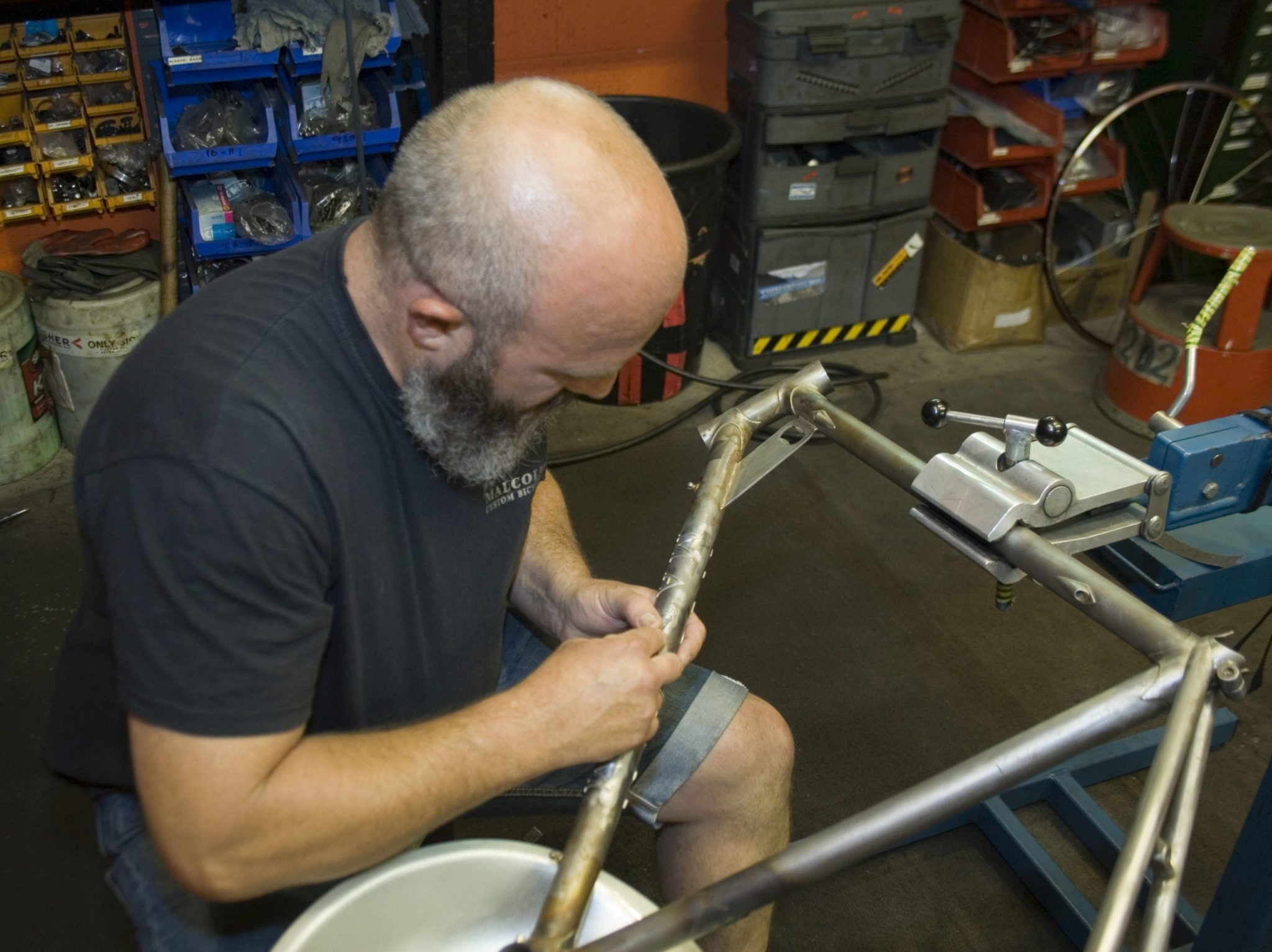 Broken Spoke: The rise and fall of the bespoke frame builder