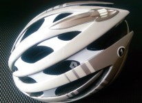 LifeBEAM Helmet Colour scheme on our sample is pleasingly subtle