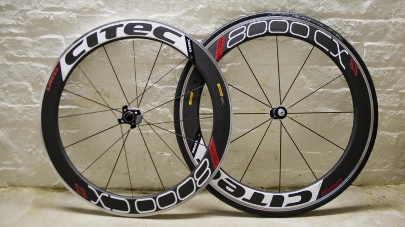 Citec 8000 CX 63 Wheelset
