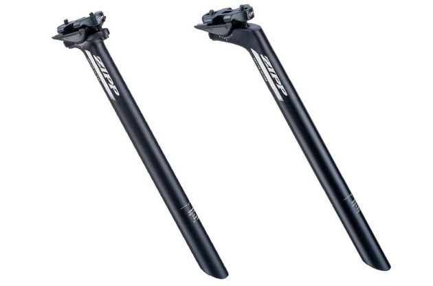 Service Course seatposts in 0mm or 20mm versions