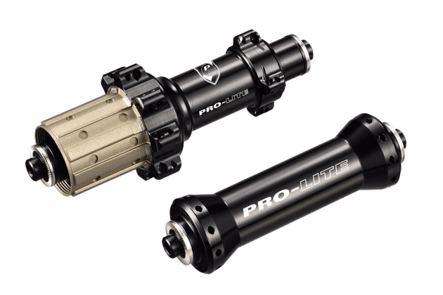 The Bortola A21 hubs  are light, smooth  spinning and easy to maintain