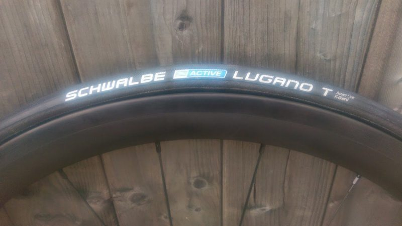 Schwalbe Lugano Tubular Preview