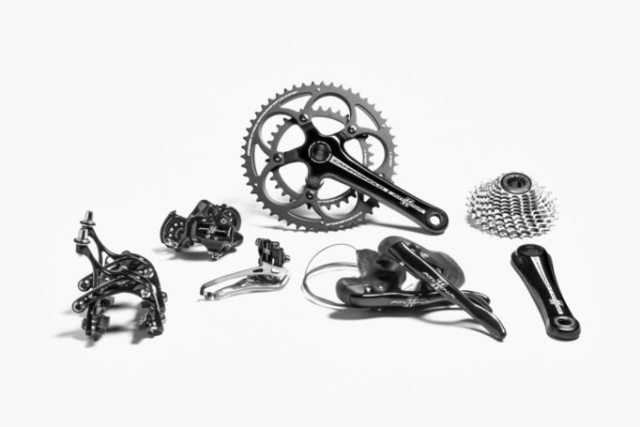 The Campagnolo Athena groupset