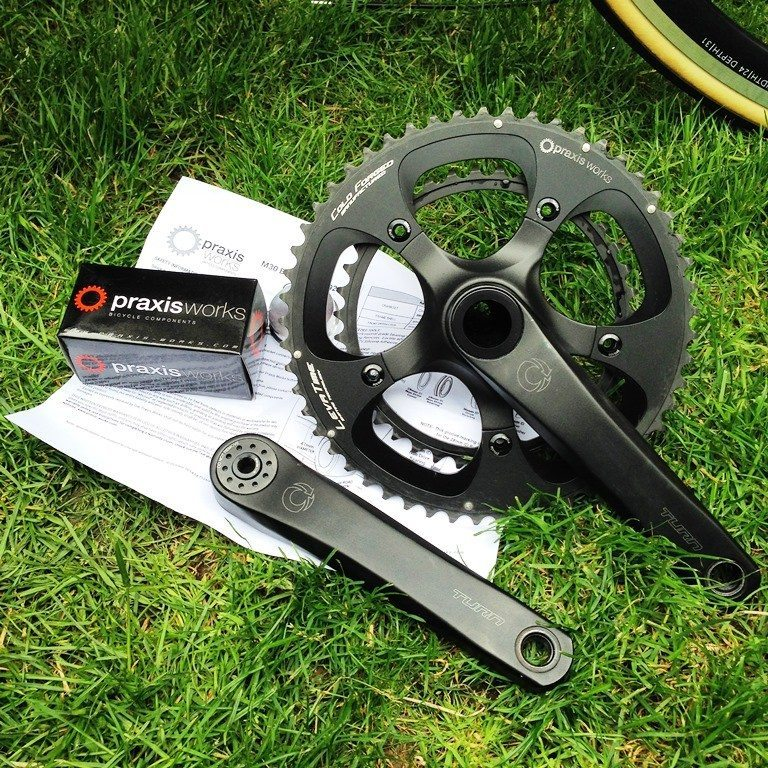 TURN Zayante M30 Chainset Review