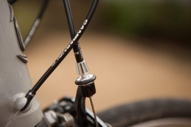 While no unobtanium was used in it's construction, Campagnolo still has a certain something that makes people want it