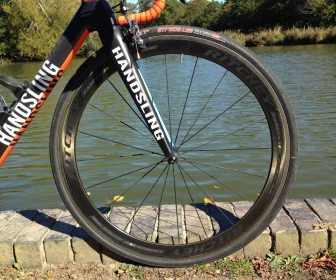 Review of the Ritchey WCS Apex II 46mm Wheelset