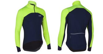The Full Protection Softshell jacket should protect you from everything the elements throw at you