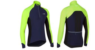 The Aeron Roubaix Long Sleeve Jersey shares a lot of the Full Protection Softshell technology , but in a lighter weight and with more breathability