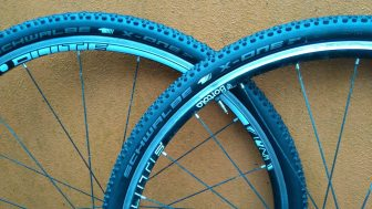 The Schwalbe X-One, one tyre for all conditions?