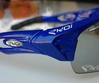 Ventilation slits in the lenses help keep the lenses from misting up in all but the most testing conditions