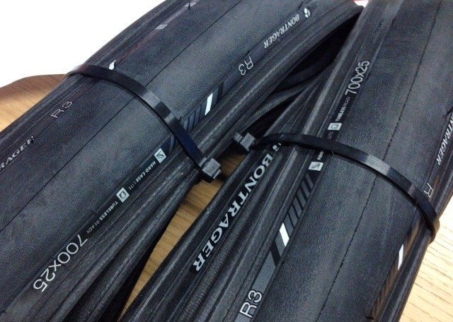 The Hard-Case Lite casing and 25mm width should make for a comfortable and puncture free ride