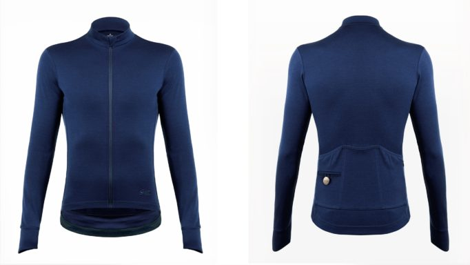 Merino jerseys like the Svelte Heritage Long Sleeve jersey, proves wool still has a place in your winter wardrobe