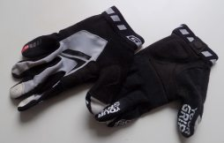 GripGrab Racing long fingered, lightweight gloves that have proven remarkably tough