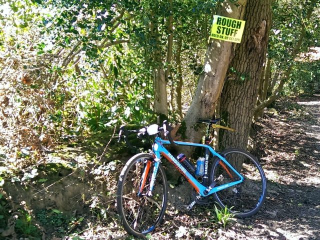 The Wiggle CX Sportive series will give your 'cross bike a chance to ride off-road without the mud!