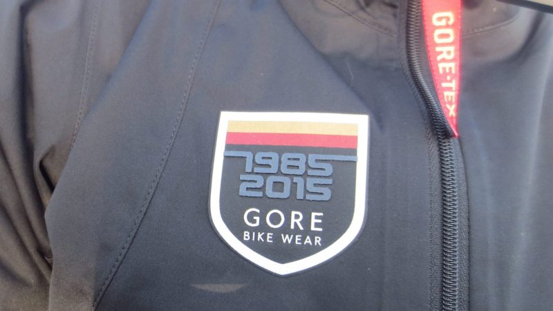 30th OXYGEN 2.0 GORE-TEX Active Jacket Preview