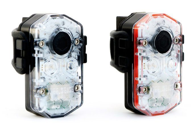 Autumn cycling product preview. SEE.SENSE lights