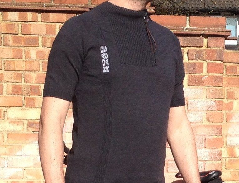 Road Rags Suffolk Track Top and Shoreditch Jersey Review