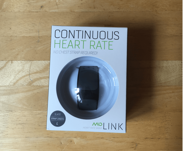 The Mio Link offers the chance to get rid of those constricting chest bands