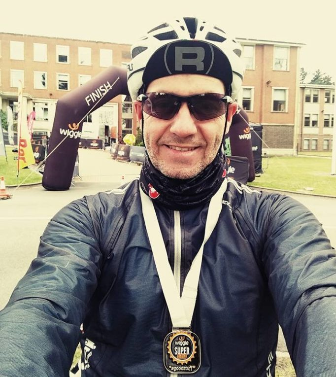 Wiggle Super Series Ups and Downs completed, its time for the obligatory selfie