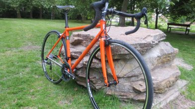 The Reilly Cycleworks RS-7 comes off the peg or made to measure
