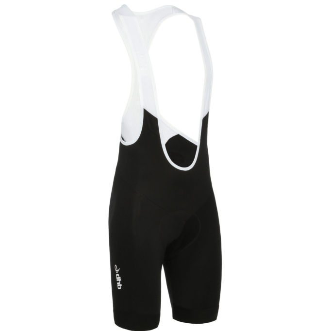The Aeron Rain Defence bib shorts use the CyTech Comp HP chamois, which is very comfortable