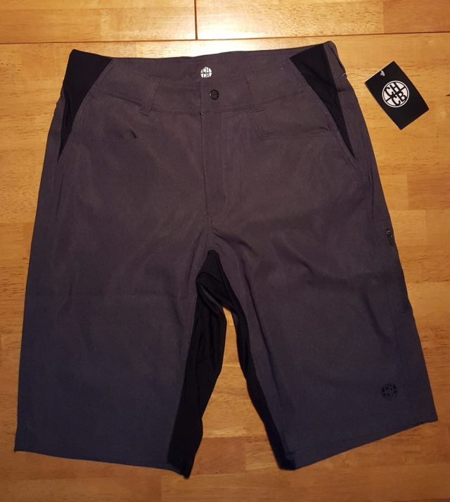 The CHCB VC II shorts are perfect for when you have to mix with 'normal' people